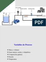 2 Variables de Proceso