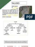 Diapositivas de Taludes