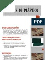 Paredes de Plástico