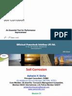 Soil Corrosion