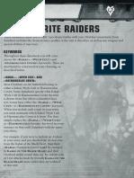 Cormorite Raiders