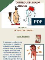 Dolor y Control Del Dolor Dental