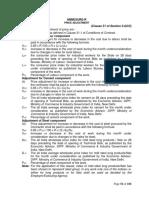 General Price Variation Clause WRD