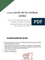 Clasificación de los residuos solidos.pptx