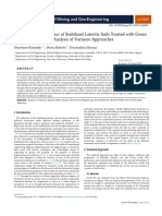 Predicting the Behaviour of Stabilized Lateritic Soils Treated with Green.pdf