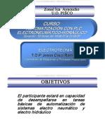 Curso Automatizacion Plc Electroneumatico Hidraulico Electrotecnia Sistemas Controladores Logicos Programables Industrial