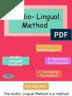 Audio- Lingual Method.pptx