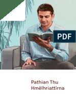 Pathian thu