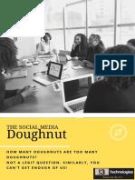 The Social Media Doughnut