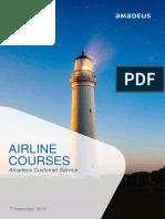 Amadeus Training Catalogue