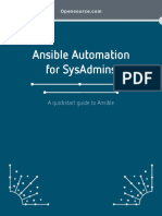 Ansible Automation for Sysadmins v2