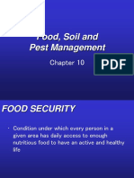 Chap10 Foodsoil and Pesticides