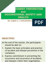 2 Accident Prevention & OSH