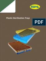 Plastic Sterilization Trays -Unitedpoly