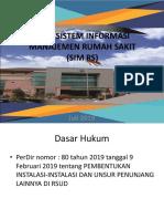 Unit Sistem Informasi Manajemen Rumah Sakit