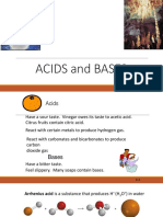 Acid Base Concepts