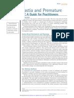 Gynecomastia and Premature Thelarche