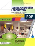Eng Chemistry Lab Manual R18