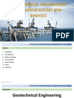 Geotechnical Engineering and Application for Bridges