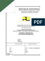 Contoh Surat Perjajian Sub Kon