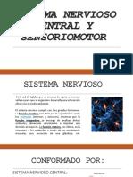 Snc y Sensorio-motor