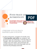Food Fraud in-house Ppt-converted