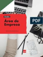 Grado en Direccion y Creacion de Empresas  university
