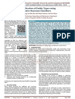 Classification of Paddy Types using Naïve Bayesian Classifiers