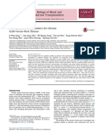 Tear Cytokines as Biomarkers for Chronic GvHD