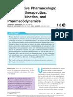 farmako kinetika