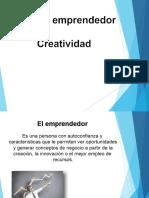 Clase de Desarrollo Del Emprendedor