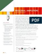 Regional Amplifiers DS
