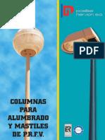 Columnas de alumbrado