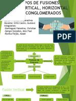 TIPOS DE FUSIONES