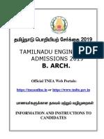 B.Arch instructions 2019.pdf