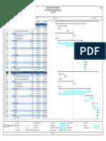 Cronograma Plataformas Desmontables Rev. 0