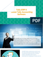 Tally ERP 9 -  Latest Tally Accounting Software