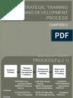 Strategic Training in Organisations