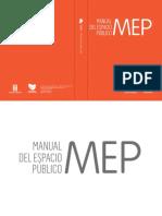 MANUAL DEL ESPACIO PUBLICO DE MEDELLIN