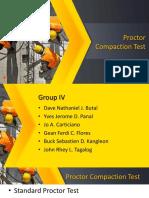 Proctor Test