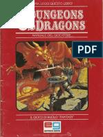 D&D Master player's handbook