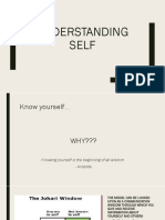 Lesson 1 Understanding the Self