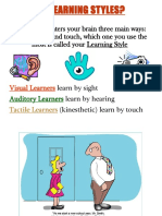 Learning Styles and Reading