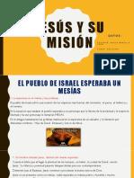 Jesús y su misión 2