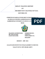 248214679-Sales-and-Distribution-Channel-of-Tata-Motors-Ltd-Final.doc