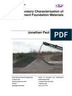 Material Pavement