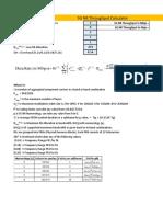 5G NR Throughput Calculator