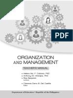 TM Organization _ Management