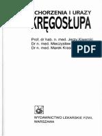 Kiwerski J. - Schorzenia i urazy kregosłupa (1).pdf