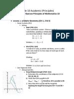 McGraw‐Hill Ryerson Principles of Mathematics 10